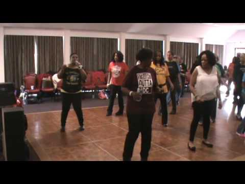 The Jump Off Line Dance