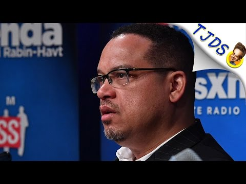 Keith Ellison Blames Obama For Democratic Party Collapse