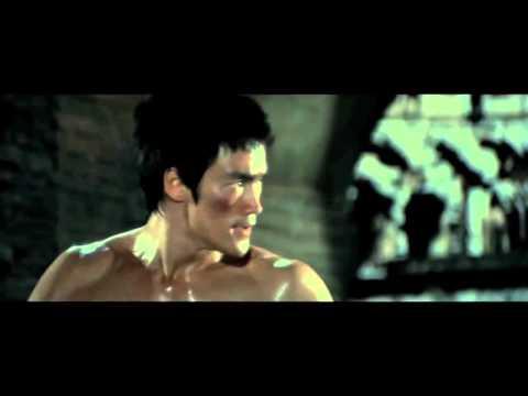 Cảnh quyết đấu của Lý Tiểu Long với chính mình