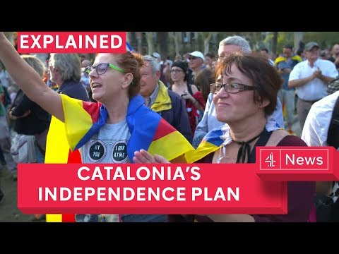 Catalonia's independence plan explained