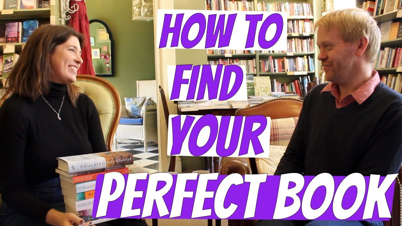 How to Find Your Perfect Book at Mr B's Reading Spa | #BookBreak