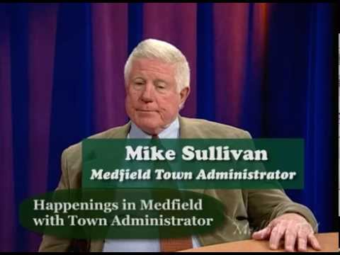 Happenings in Medfield with Town Administrator (4/15)