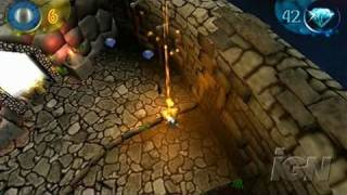 Fading Shadows Sony PSP Gameplay - Dungeon