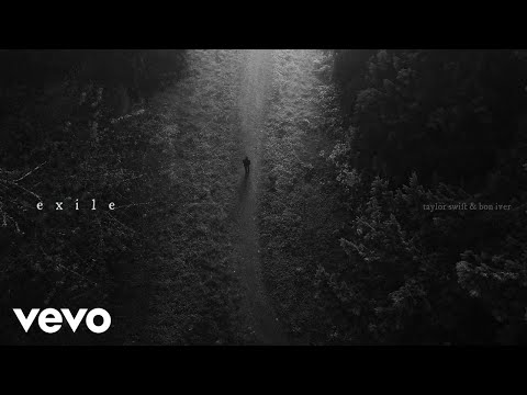 exile (feat. Bon Iver) (Lyric Video)