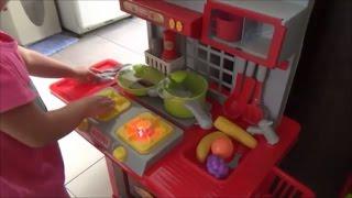 Video Toy Kitchen Playset for Kids Anak Main Masak masakan Mainan Dapur download MP3, 3GP, MP4, WEBM, AVI, FLV Maret 2018
