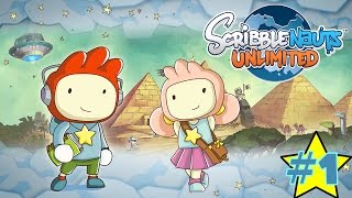 "Doodle Time!! ""ScribbleNauts Unlimited"" Ep.1"