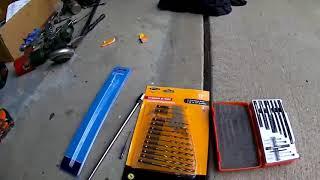 Part 1: Broken differential pinion carrier cross shaft retainer bolt.