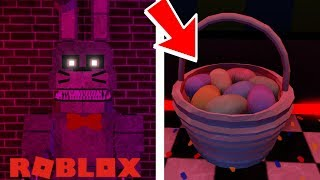 How To Find ALL Easter Eggs in Easter Egg Hunt Event in Roblox FNAF RP