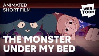 The Monster Under My Bed | WEBTOON Animated Short Film screenshot 2