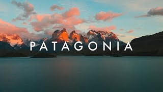 THE PERFECT MOUNTAINS in Patagonia - Morten's South America Vlog Ep. 4