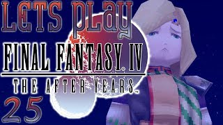 Let's Play Final Fantasy IV: The After Years, Blind [Ep 25] - Harley Collapses at Kaipo