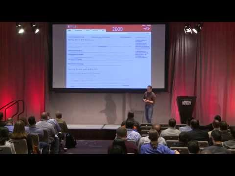 The Evolution of Your API and Its Value  Daniel Jacobson, Netflix
