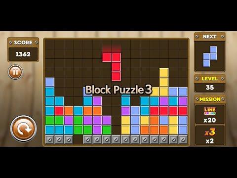 Block Puzzle 3 : Classic Brick 1