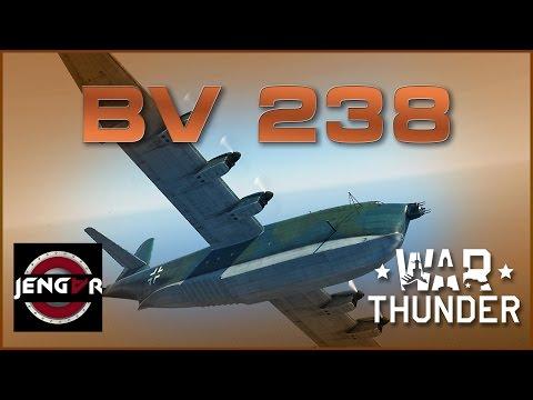 War Thunder Premium Review: BV-238 [the new Tu-4]