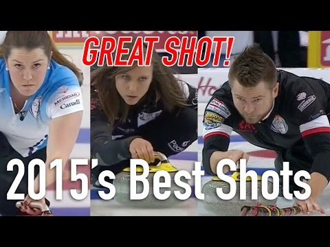 2015 Curling Canada Shots of the Year - Season of Champions