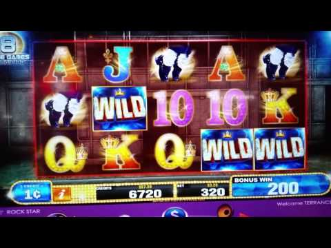 Michael Jackson's slot machine live play + Beat it free spins