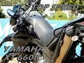 YAMAHA XT 660 - TOP SPEED (HD)