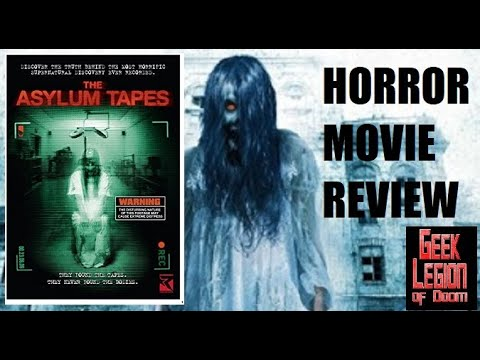 THE ASYLUM TAPES aka GREYSTONE PARK ( 2012 )  Horror Movie Review
