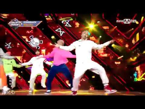BTS - 고민보다 Go Live stage (YOLO YOLO YOLO YO part cut)