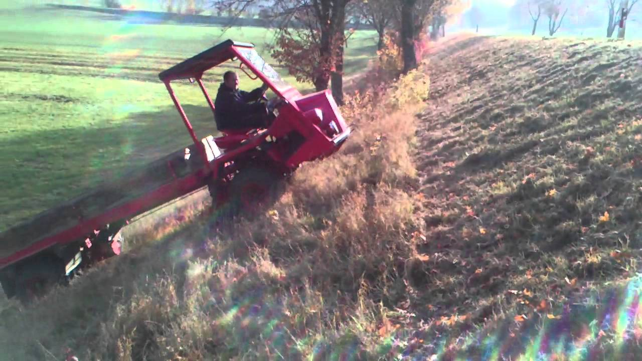 Rapid Alltrac 2500 >> Rapid Bergtraktor - YouTube