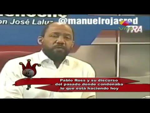 Antigua Entrevista De Pablo Ross Donde Condenaba El Abuso Sexual