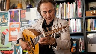 Rahim AlHaj NPR Music Tiny Desk Concert