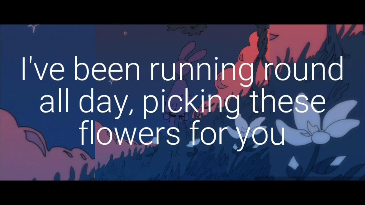 Flowers - ASTN (lyrics) - YouTube