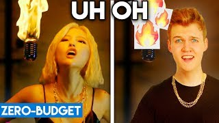Baixar K-POP WITH ZERO BUDGET! (G)I-DLE - Uh Oh