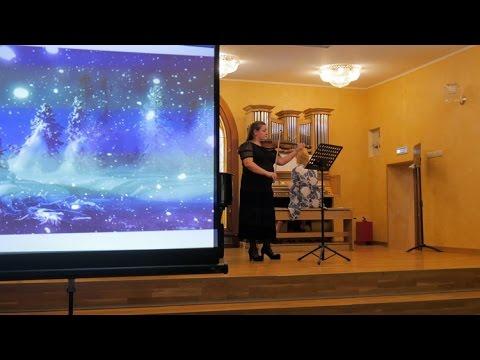 Kонцерт Двенадцать месяцев из цикла Сказки с органом 29.11.2016