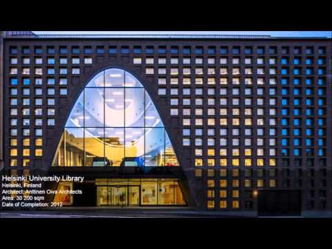 Accessibility: George Brown College Waterfront Campus / Helsinki University Library