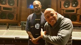 Kanye West and Dr. Dre Announce #39Jesus Is King Part II#39