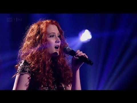 Janet Devlin Can't Help Falling In Love With You - The X Factor 2011 Live Show 2 - itv.com/xfactor