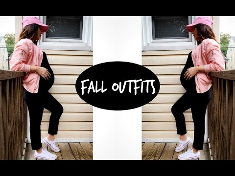 Fall Outfits | Prego Edition ft Shein