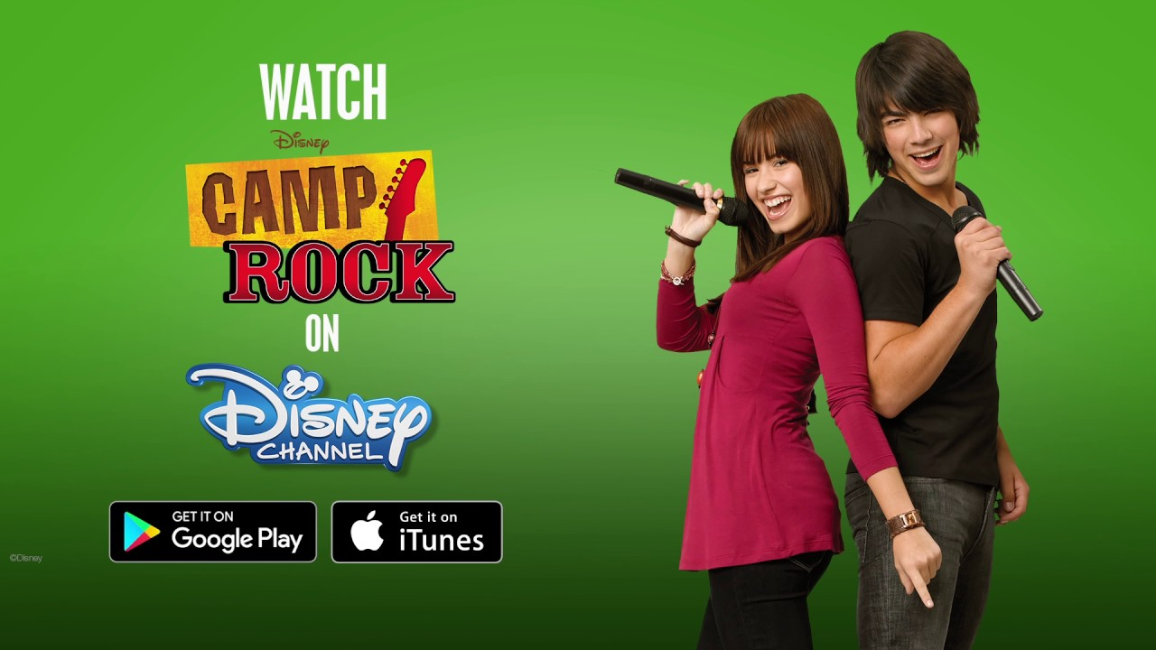 Get Camp Rock on iTunes and Google Play | Disney Channel