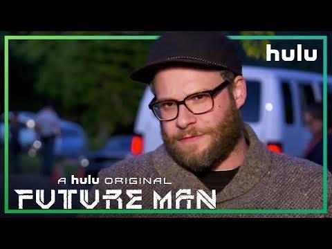 On Set with Seth Rogen • Future Man on Hulu