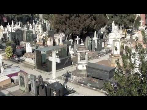 TOMBE CELEBRI DEL CIMITERO MONUMENTALE DI MILANO - 4 - 3.3.2012