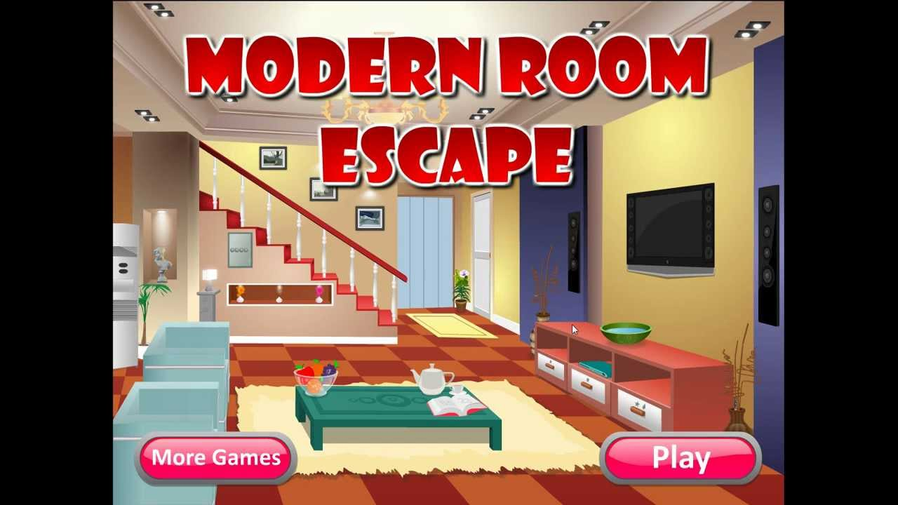 Modern room escape walkthrough youtube for Escape room equipment