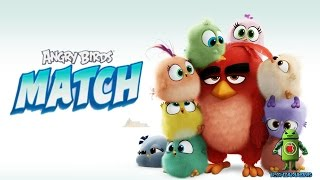 ANGRY BIRDS MATCH iOS / Android Gameplay HD