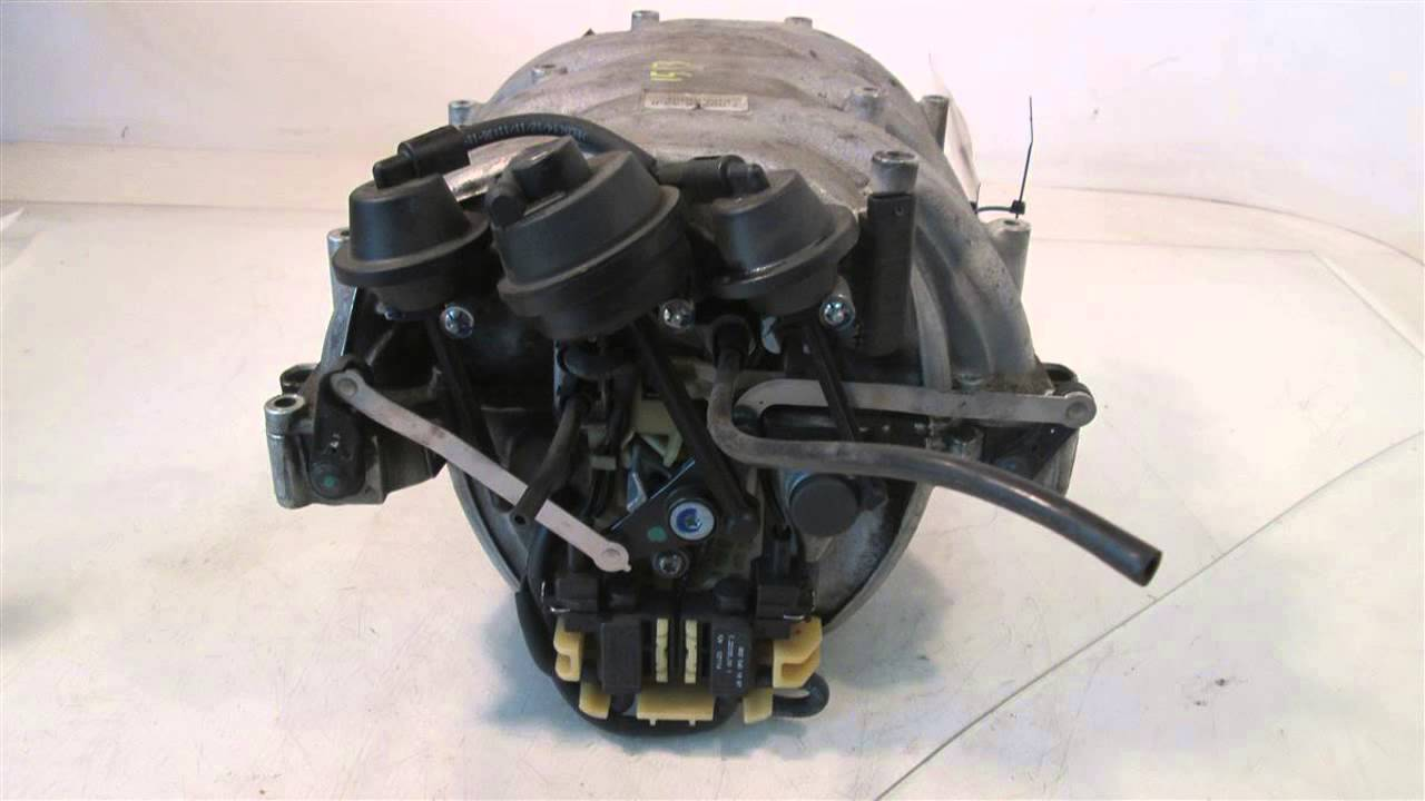 2006 mercedes e350 intake manifold 211type for Mercedes benz e350 aftermarket parts