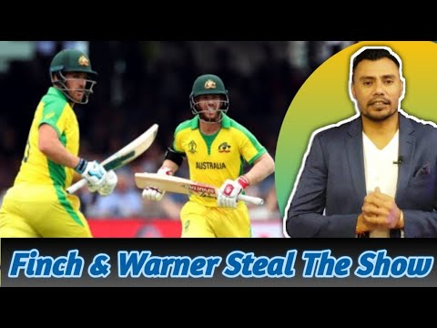Australia Cruised To Victory In 1st ODI | IndvsAus | Finch& Warner Steel The Show