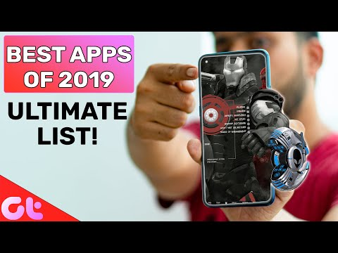 Top 10 Best Apps of 2019 You Should Install Before 2020 Starts | GT Hindi