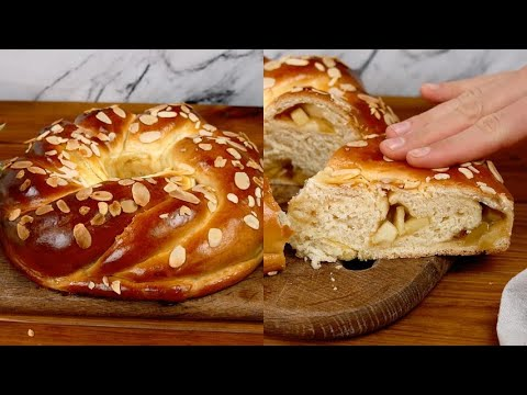 Stuffed brioche the perfect recipe for you and your family