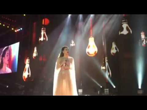 Hồ Ngọc Hà ft. Đan Trường - Cơn bão lòng (live)