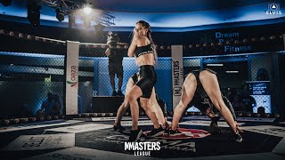 MMASTERS LEAGUE (1) - OPENING SHOW/ ANET ANTOSOVA