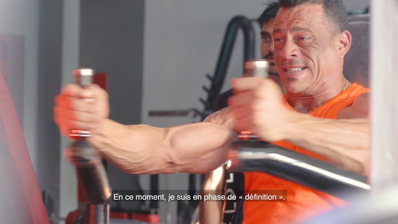 Download Bodybuilding: comment Aldo Farla s'entraîne