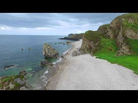 Donegal & Malin Head - Phantom 3 Pro