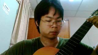Romance de l'amour guitar