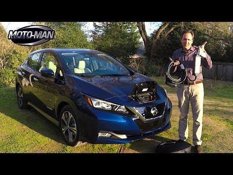 2018 Nissan LEAF EV TECH REVIEW (1 of 3)