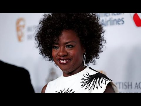 African-American Actress, Viola Davis, Honoured By Top US Magazine