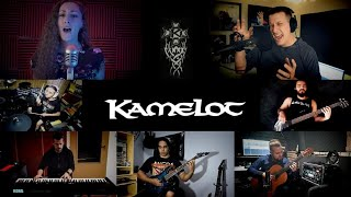 KAMELOT - House on a Hill (Full Band Cover)